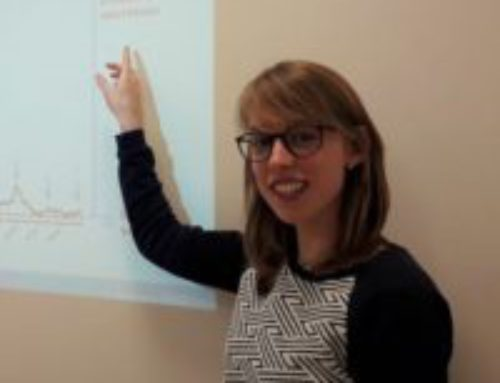 Evie van der Spoel, Phd-student