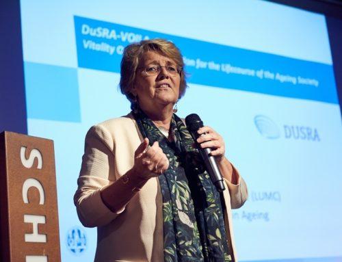 Bericht NU.nl – We kunnen veel meer doen om veroudering tegen te gaan