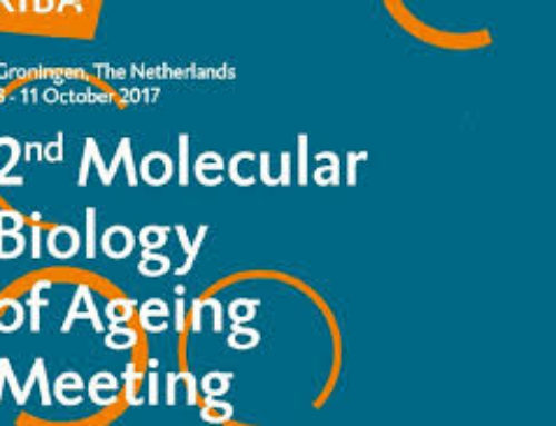 3  Molecular Biology of Ageing Meeting – October 10 – 12, 2019  Groningen, The Netherlands