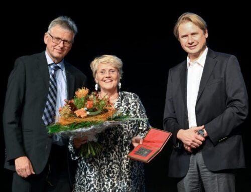 Prof. Eline Slagboom wint de Schoberprijs